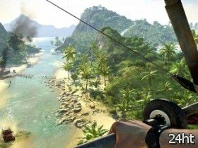 far cry 3 how to start high tides