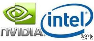 Intel может приобрести NVIDIA