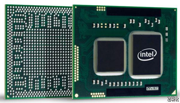 Intel планирует использовать BGA-корпус для десктопных mainstream-процессоров