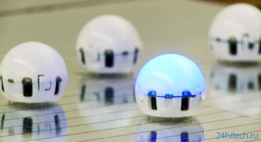 Колорадский университет разрабатывает роботов для сдерживания разливов нефти