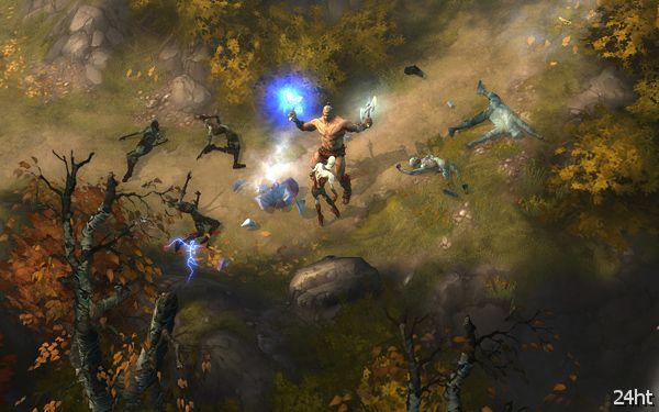 Консольная Diablo III всё ещё разрабатывается