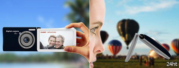 Концептуальный фотоаппарат 360Vision