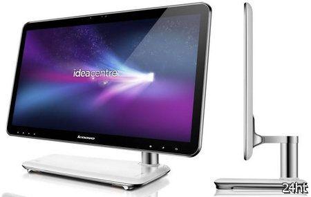 Lenovo обошла Apple на рынке моноблоков