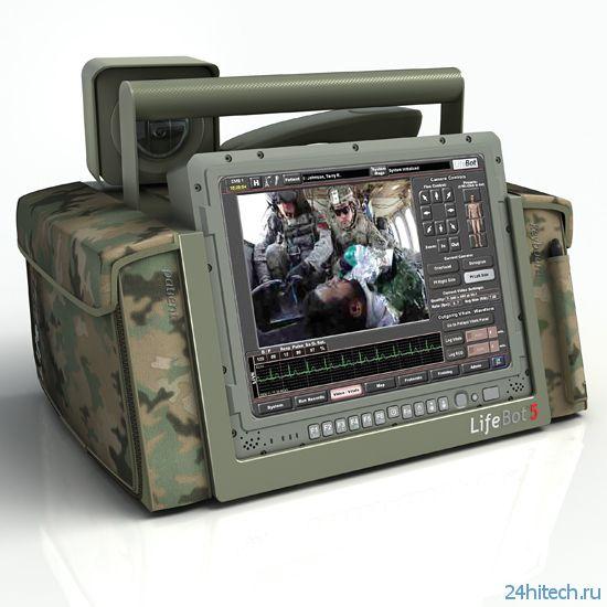 LifeBot 5 - устройство для телемедицины