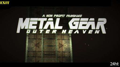 Metal Gear: Outer Heaven