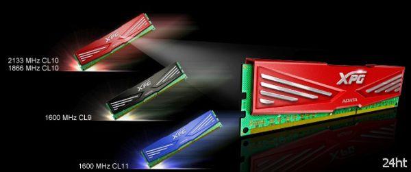 Модули оперативной памяти линейки ADATA XPG DRAM получили улучшенный радиатор