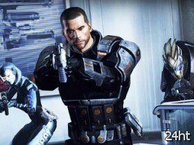 Новая Mass Effect появится в начале 2015-го