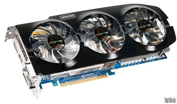 Новая видеокарта GIGABYTE GeForce GTX 670 (GV-N670WF3-2GD) из серии Ultra Durable VGA