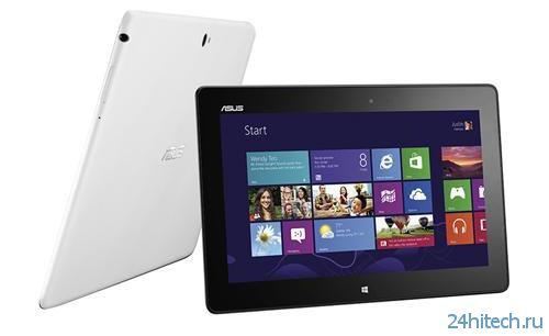 Новый планшет ASUS VivoTab Smart на основе процессора Intel Atom Z2760