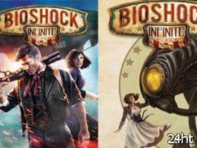 Обложка игры Bioshock: Infinite будет двухсторонней