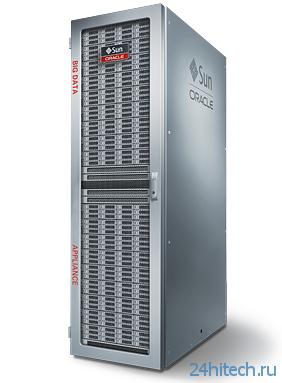 Oracle анонсировала обновленный программно-аппаратный комплекс Big Data Appliance X3-2
