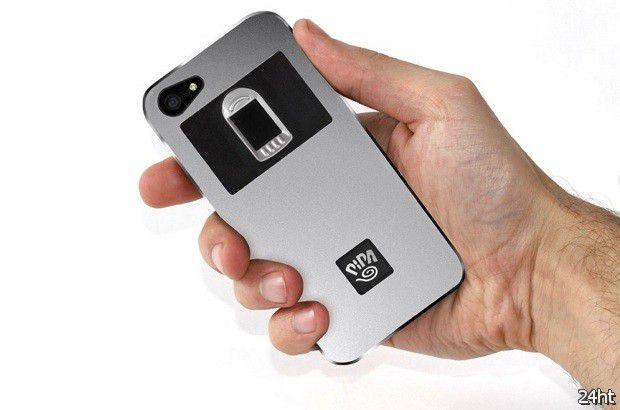 PIPA Touch - новый кейс для iPhone с датчиком отпечатков пальцев