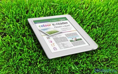 PocketBook выпустит первым в мире цветной E-Ink-ридер с подсветкой в июне