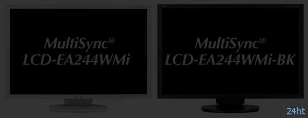 Представлен 24-дюймовый монитор NEC MultiSync LCD-EA244WMi