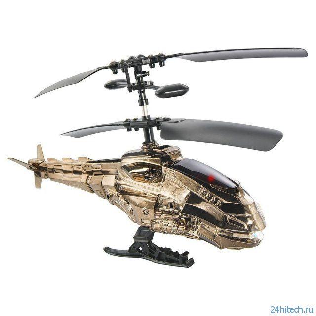 RC-вертолет для воздушных боев