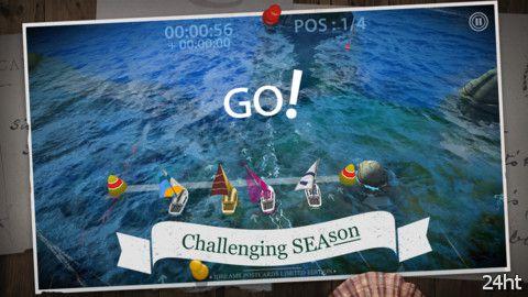 SailBoat Championship - аркада