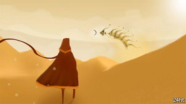 Саундтрек игры Journey номинирован на «Грэмми»