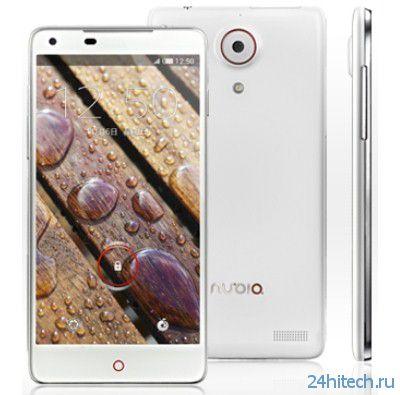 Смартфон ZTE Nubia Z5 с экраном 1080p представлен официально