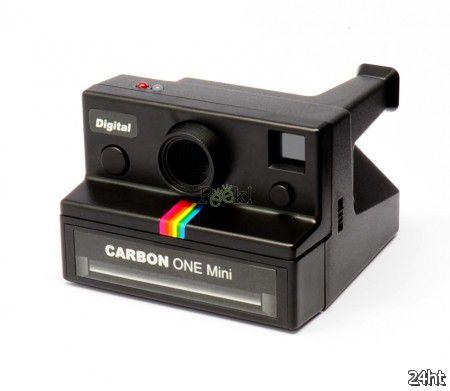 Современная версия легендарных фотоаппаратов  Polaroid