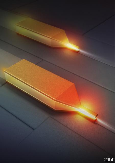 Специалисты Caltech придумали, как сфокусировать свет в луч диаметром несколько нанометров