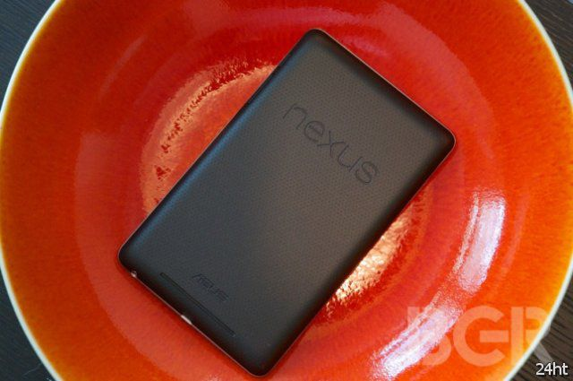 Специальная версия Google Nexus 7 за
