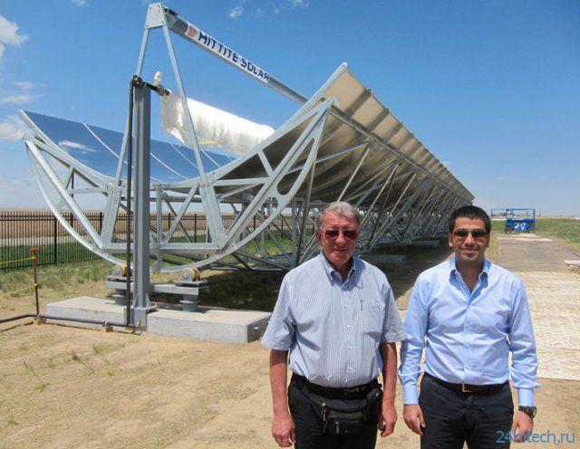 Тепловая электростанция в Турции