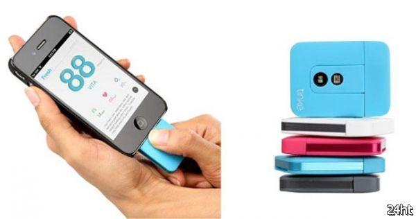 Tinke – iOS-аксессуар для контроля за здоровьем
