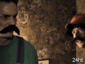 Трейлер: Сериал об опасных водопроводчиках Mario Warfare