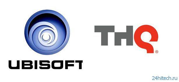 Ubisoft хочет купить игры THQ