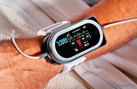 VISI - мобильный монитор здоровья