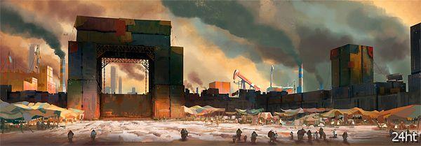 Возрождённая Black Isle Studios разрабатывает постапокалиптическую РПГ
