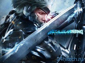 Фото: Концепт-арты Самуэля Metal Gear Rising: Revengeance