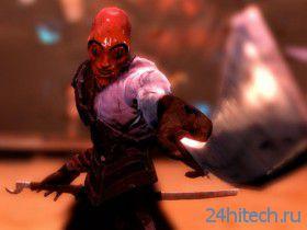 Фото: первые скриншоты новых врагов DmC
