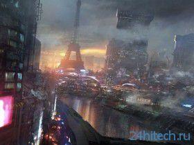 Нео-Париж в Remember Me скопирован из известного аниме