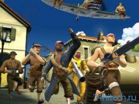 Онлайн-шутер Battlefield Heroes  - уже в продаже в РФ