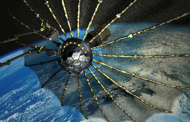 Phoenix - программа утилизации старых спутников