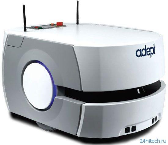 Представлен складской грузовой робот Adept Lynx