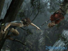Tomb Raider получит сетевой режим