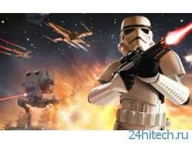 Уникальное видео неизданного проекта Star Wars Battlefront 3