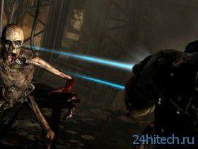 В Dead Space 3 содержатся скрытые матерные команды Kinect