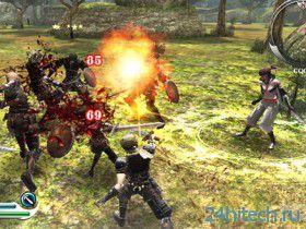 Видео игрового геймплея Valhalla Knights 3