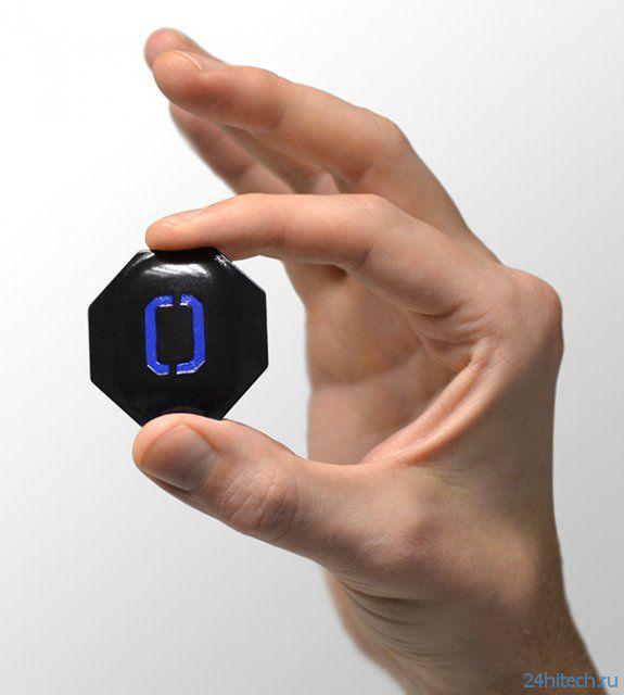 Bluetooth датчик падения