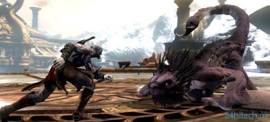 Демо-версия God of War: Ascension продолжительностью полчаса