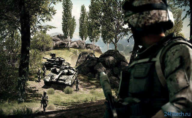 Состоялись первые закрытые показы Battlefield 4