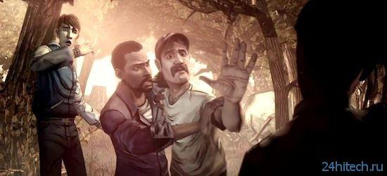 TellTale обещает новый контент для The Walking Dead перед вторым сезоном