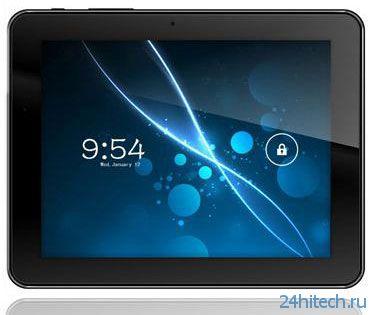 ZTE V81 — восьмидюймовый Android-планшет со встроенным модемом 3G