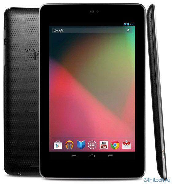 ASUS: Второе поколение планшета Nexus 7 появится в мае, новый Intel-смартфон – в июне