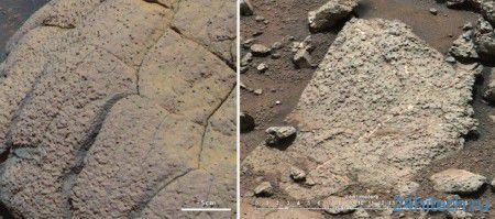 Curiosity нашел весомые доказательства существования жизни на Марсе