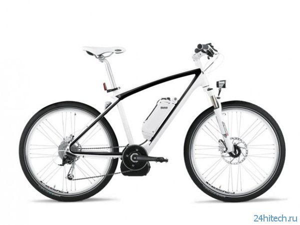 Электровелосипед BMW Cruise