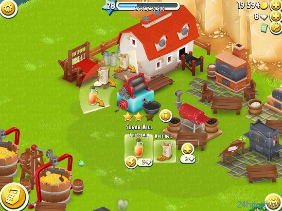 Игра hay day как сделать много лягушек